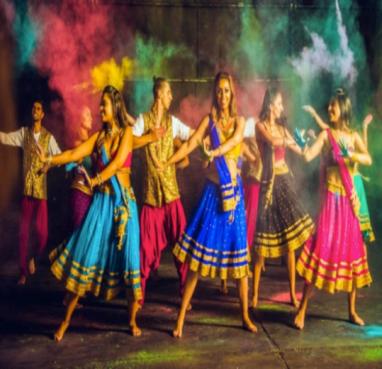 Bollywood Theme Event